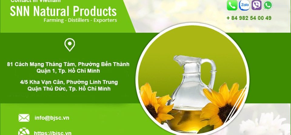 snn natural product in vietnam